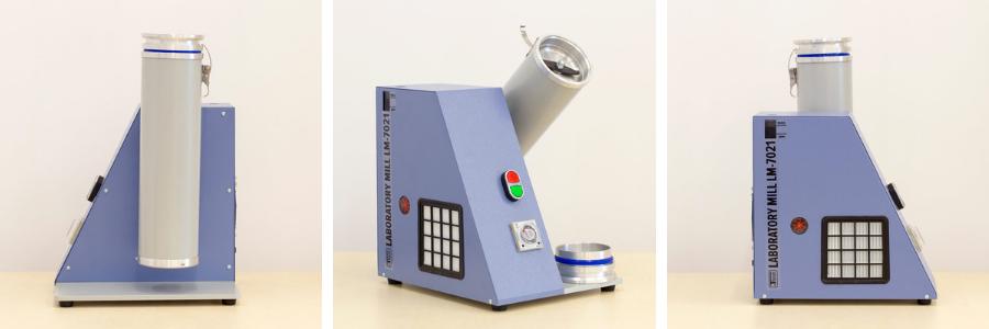 Лабораторные мельницы производства ТЕХНОТЕСТ для качественного размола пробы подсолнечника, подсолнечного жмыха, шрота перед анализом качества