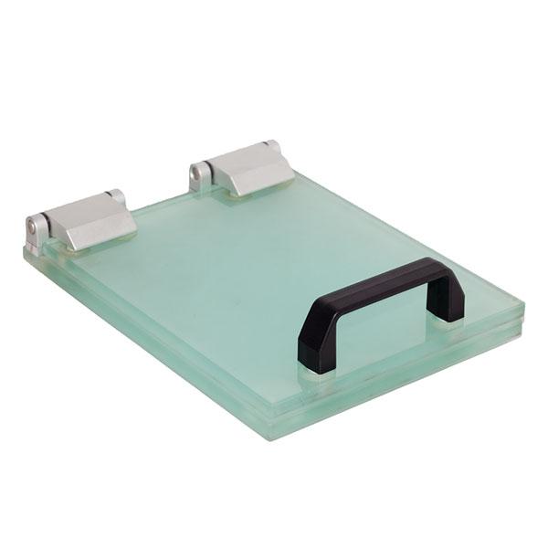 Пресс для выделения раствора для отмывания клейковины ГП-1