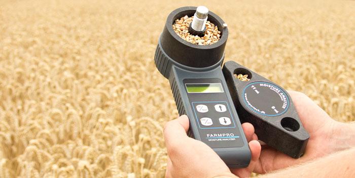 Точные влагомеры зерна Фармпро, Фармпоинт, Суперпро, Суперпоинт можно купить в Украине у официального представителя Supertech Agroline
