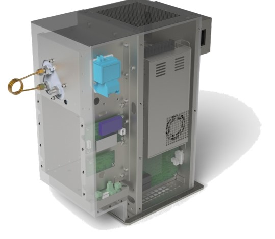 ВЧ-генератор спектрометра ICP-5000