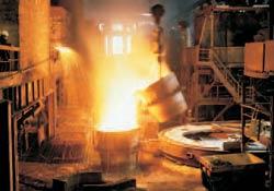 Применение ICP анализатора в металлургии