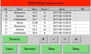 Управление анализатором MinInfra через Интернет