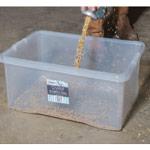 Высыпка отобранной пробы в контейнер или емкость для хранения