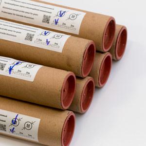 Упаковка для транспортировки и хранения пробоотборников зерна