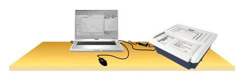 Пример установки БИК анализатора масел и жидкостей SupNIR-2600